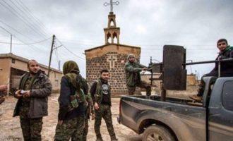 Ασσύριοι χριστιανοί μαχητές: Οι μισθοφόροι της Τουρκίας είναι το Ισλαμικό Κράτος με άλλο όνομα