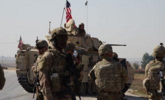 Οι Αμερικανοί ενισχύουν ξανά τις θέσεις τους στη Συρία – Έχουν μαζί τους και Γάλλους