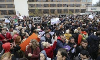 Κακοποίηση παιδιών σε ίδρυμα στο Σαράγεβο – Στους δρόμους οι Βόσνιοι