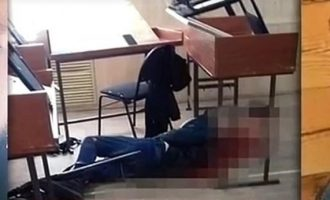 19χρονος Ρώσος σκότωσε συμφοιτητή του μέσα στο αμφιθέατρο και αυτοκτόνησε