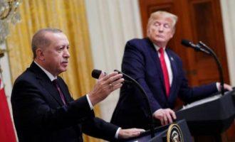 Ο Ερντογάν εξευτελίζει τον Τραμπ: «Του είπα: Δεν θα εγκαταλείψω τους S-400»