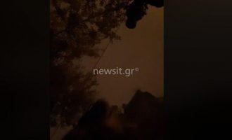 Επεισόδια Πολυτεχνείο: Επίθεση των ΜΑΤ σε ρεπόρτερ – Χτυπούσαν και πολίτες (βίντεο)