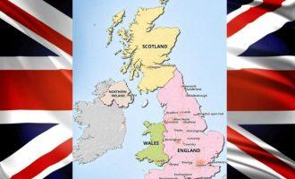 Οι μισοί Βρετανοί πιστεύουν ότι το Ηνωμένο Βασίλειο οδηγείται σε διαμελισμό