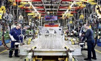 Βυθίζεται στην ύφεση η γερμανική βιομηχανία