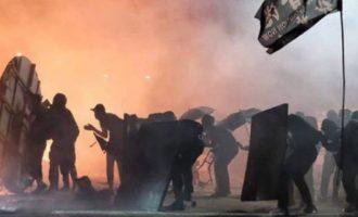 Εντείνονται οι φόβοι βίαιης καταστολής στο Πολυτεχνείο του Χονγκ Κονγκ