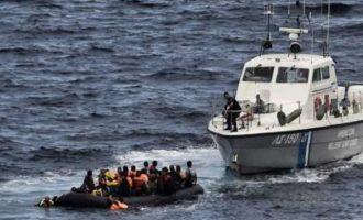 39 μετανάστες εντόπισε την Κυριακή το Λιμενικό να πλέουν ανοιχτά της Αλεξανδρούπολης