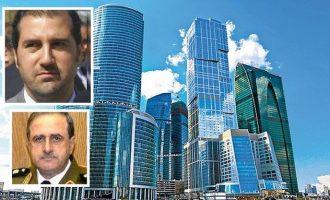 Τα ξαδέλφια του Μπασάρ αλ Άσαντ «ξεπλένουν» αγοράζοντας διαμερίσματα στη Μόσχα