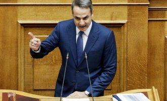 ΣΥΡΙΖΑ: Τα 3 ερωτήματα που δεν τόλμησε να απαντήσει ο Μητσοτάκης