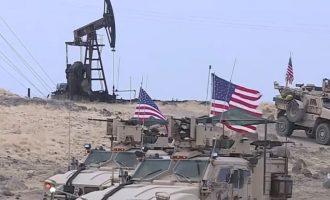 Οι Αμερικανοί διατηρούν 600 στρατιώτες στη Συρία για να φυλάνε τις πετρελαιοπηγές