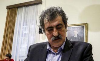 Ο Πολάκης καταγγέλλει ρουσφετολογικούς διορισμούς από τη Ν.Δ. (φωτο)