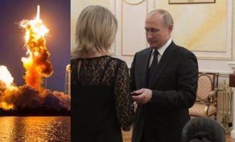 Ο Πούτιν υποσχέθηκε ότι θα τελειοποιήσει το «μυστηριώδες όπλο» που σκότωσε πέντε επιστήμονές του