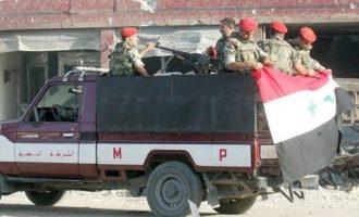 Η συριακή στρατονομία «μαζεύει» ανυπότακτους και τους στέλνει να υπηρετήσουν