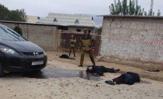 Το Ισλαμικό Κράτος ανέλαβε την ευθύνη για την πολύνεκρη επίθεση στο Τατζικιστάν (φωτο)