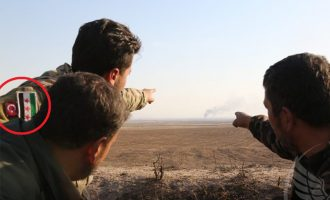 Οι Τούρκοι παραβίασαν ξανά την εκεχειρία στη Συρία – Επιτέθηκαν στην Ταλ Ταμρ