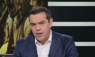 Αλ. Τσίπρας: Δεν μπορούν να διαχειριστούν το προσφυγικό και πουλάνε… «τάξη και ασφάλεια»