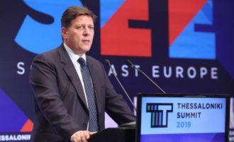 Μιλτ. Βαρβιτσιώτης: Μη ικανοποιητική η πορεία υλοποίησης της Συμφωνίας των Πρεσπών