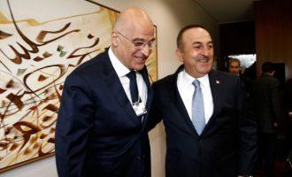 Συναντήσεις Δένδια με Τσαβούσογλου και Ντιμιτρόφ στη Γενεύη – Τι συζήτησαν