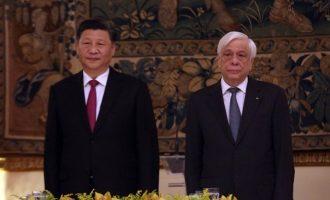 Σι Τζινπίνγκ σε Παυλόπουλο: Θα σας στηρίξουμε για την επιστροφή των Γλυπτών του Παρθενώνα