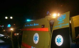 Σοκ στο Διόνυσο: Ένας άνδρας νεκρός και μια γυναίκα αναίσθητη στο σπίτι τους