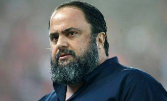 Έξαλλος ο Μαρινάκης: Ποιους κατονόμασε ως «περιττώματα» του ελληνικού ποδοσφαίρου