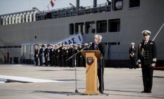 Παυλόπουλος: Είμαστε εγγυητές της νομιμότητας απέναντι στις αυθαιρεσίες της Τουρκίας