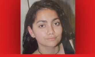 Αίσιο τέλος στην υπόθεση εξαφάνισης της 14χρονης Μαρίας – Που βρέθηκε