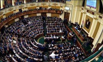 Η Ολομέλεια της Αιγυπτιακής Βουλής υπερψήφισε τη συμφωνία ΑΟΖ Ελλάδας-Αιγύπτου