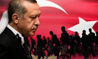 Παραμύθια της Χαλιμάς από τον Ερντογάν: Λέει ότι συνέλαβε 20 τζιχαντιστές