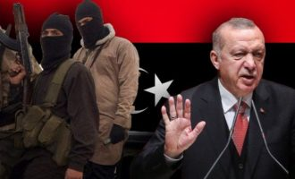 Η Τουρκία μεταφέρει όπλα στη Λιβύη με πλοία της Χεζμπολάχ δηλαδή του Ιράν
