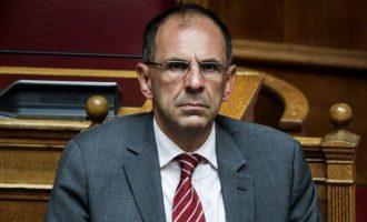 Γεραπετρίτης: Έχουμε έτοιμο ολόκληρο το σχέδιο για διασφάλιση των κυριαρχικών μας δικαιωμάτων