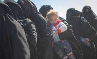 598 παιδιά μελών του Ισλαμικού Κράτους επαναπάτρισε το Ιράκ