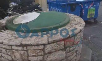 Καλαμάτα: Συνελήφθη 20χρονη που πέταξε το μωρό της στα σκουπίδια