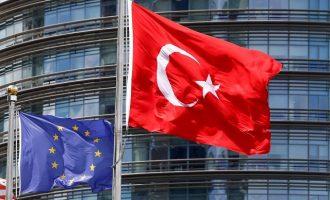 ΕΕ για Τουρκία: Nα σημειωθεί πρόοδος σε τομείς όπως η Κύπρος
