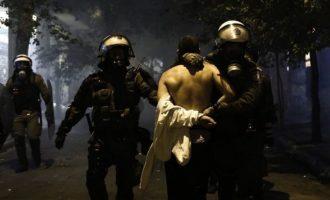 Πυρά ΣΥΡΙΖΑ και ΚΙΝΑΛ στην κυβέρνηση για τα ξεβρακώματα στα Εξάρχεια