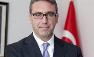 Προκλητικός ο Τούρκος πρέσβης στην Ελλάδα: Θέλει να μας κάνει μαθήματα συμπεριφοράς