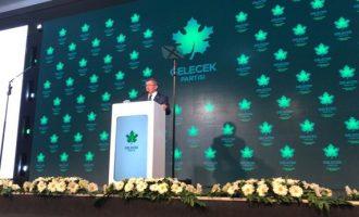 Ο Νταβούτογλου ίδρυσε το κόμμα του και «κάρφωσε» τον Ερντογάν