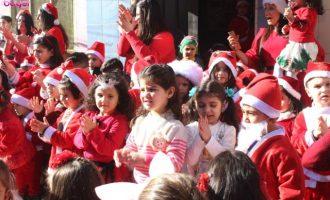Τα νήπια στο Καμισλί έκαναν Χριστούγεννα – Αυτά τα παιδιά ήθελε να σφάξει ο Ερντογάν