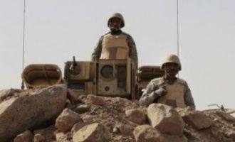 Η Σαουδική Αραβία ανέπτυξε στρατιώτες στις πετρελαιοπηγές της Αν. Συρίας δίπλα στους Αμερικανούς