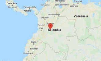 Δύο ισχυροί σεισμοί ταρακούνησαν την Κολομβία