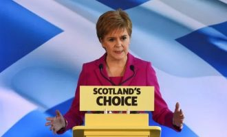Η Σκωτία αποφασισμένη να διεκδικήσει την ανεξαρτησία της