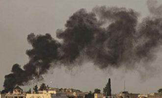 SDF: «Η Τουρκία παραβιάζει την εκεχειρία στη Β/Α Συρία»