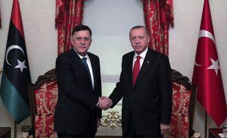 Γερμανικό χαστούκι στον Ερντογάν: Παράνομο το μνημόνιο Άγκυρας-Τρίπολης