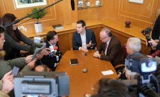 Ο Αλ. Τσίπρας ζητά επέκταση των κυρώσεων στην Τουρκία: «Όχι στην πολιτική κατευνασμού»