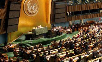 Ελλάδα, Κύπρος, Αρμενία απέτρεψαν τη δια βοής εκλογή Τούρκου προέδρου στη Γ.Σ. του ΟΗΕ