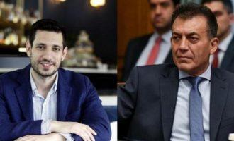 Γαλάζια ΜΜΕ τα «χώνουν» σε Κυρανάκη και Βρούτση