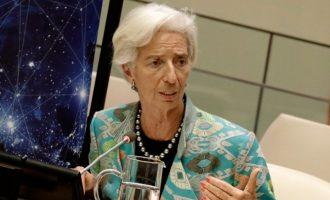 Λαγκάρντ: Η ταχεία αύξηση των κρουσμάτων «Δέλτα» «αυξανόμενη πηγή ανησυχίας» για την οικονομία