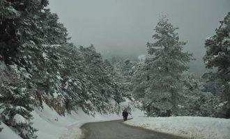 Θα χιονίσει στην Αττική – Η «Ζηνοβία« φέρνει πολύ κρύο τις επόμενες ημέρες