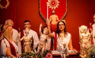 Η Ελληνική Εθνική Θρησκεία εόρτασε το Χειμερινό Ηλιοστάσιο