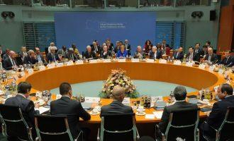 Διάσκεψη στο Βερολίνο για τη Λιβύη: Απλή επιβεβαίωση προθέσεων για επίλυση της κρίσης