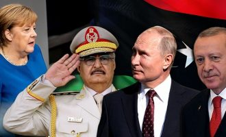TASS: Αυτό είναι το προσχέδιο της Διάσκεψης του Βερολίνου για τη Λιβύη – Απόσυρση όλων των δυνάμεων